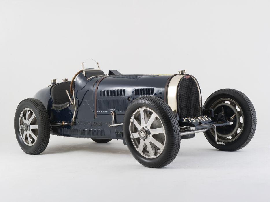 1932 Bugatti Type-51 Grand Prix retro race racing e wallpaper