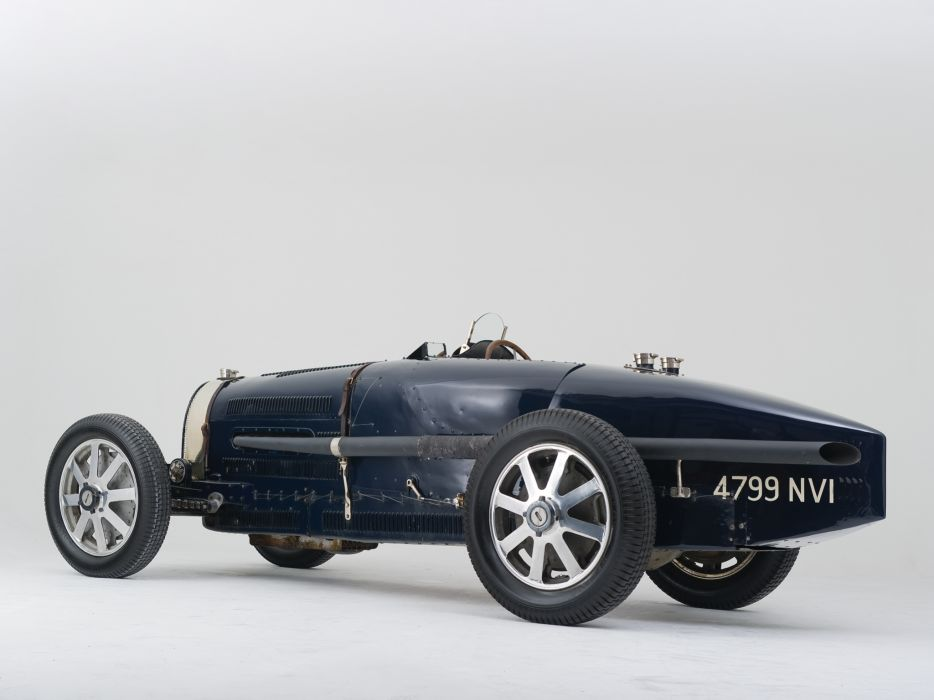 1932 Bugatti Type-51 Grand Prix retro race racing w wallpaper