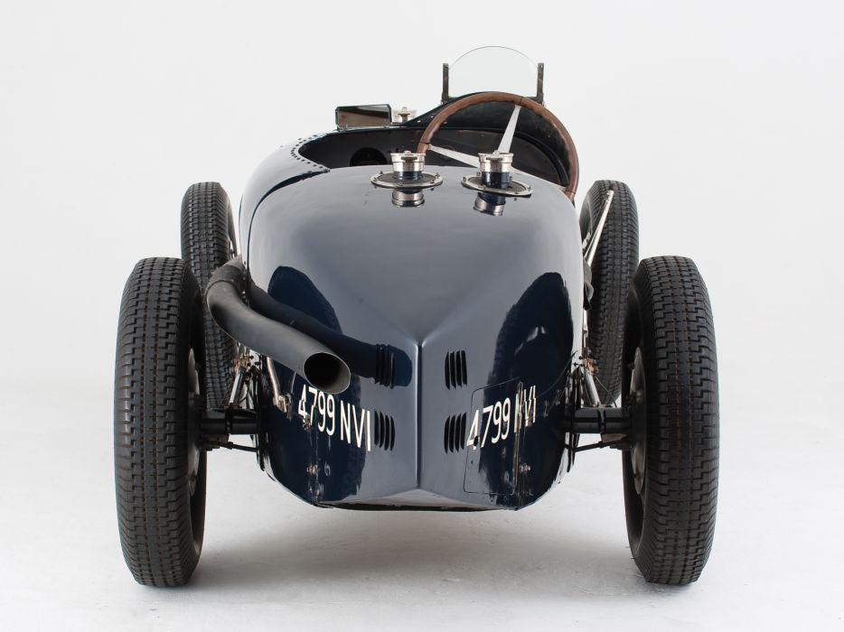 1932 Bugatti Type-51 Grand Prix retro race racing wheel wheels wallpaper