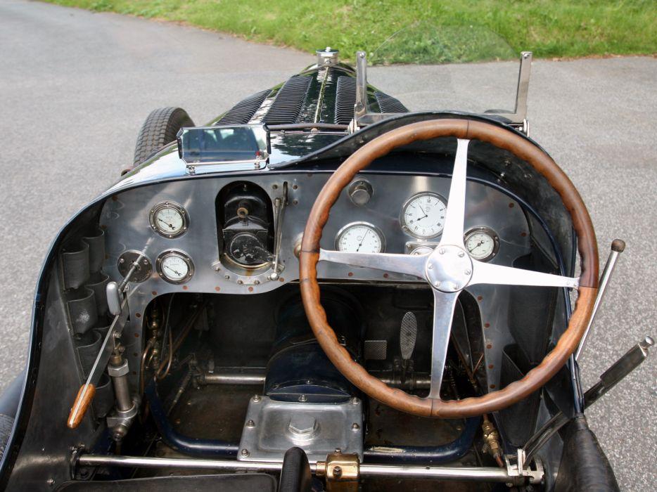 1932 Bugatti Type-51 Grand Prix retro race racing interior wallpaper