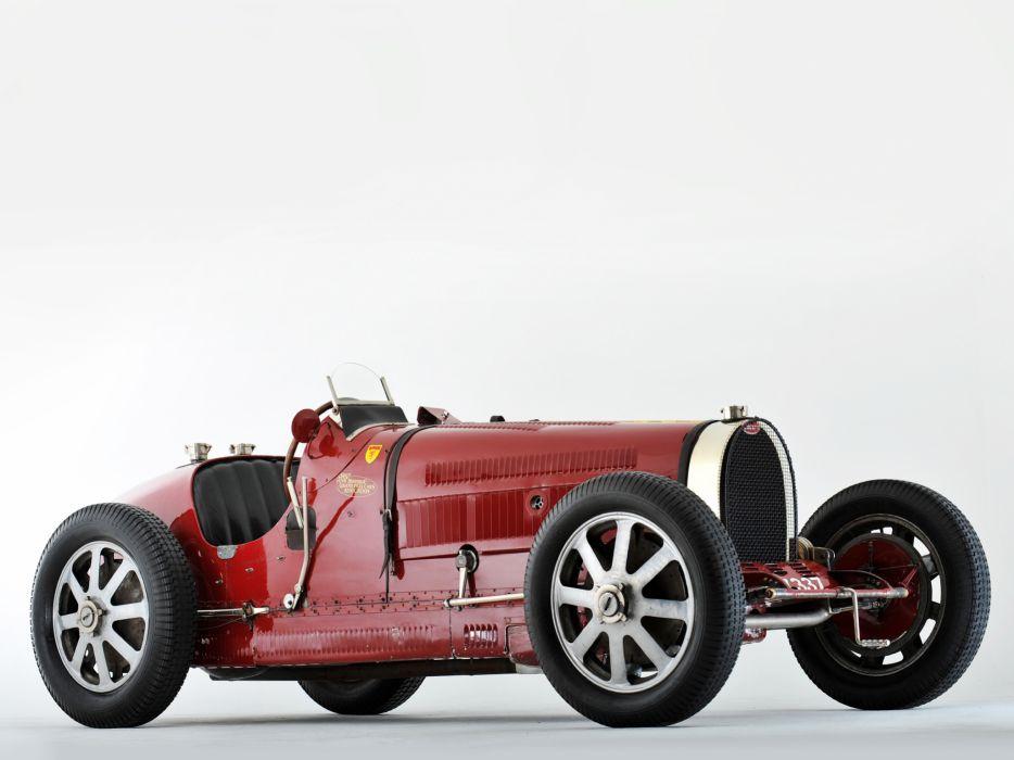 1933 Bugatti Type-51 Grand Prix retro race racing g wallpaper