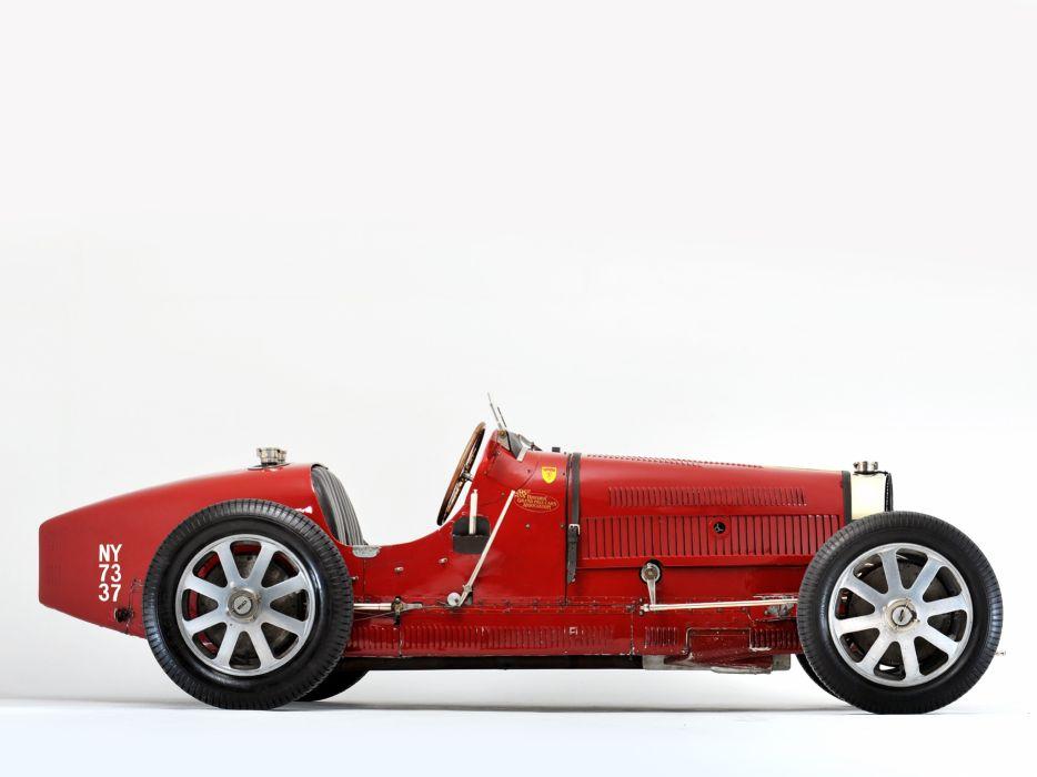 1933 Bugatti Type-51 Grand Prix retro race racing r wallpaper