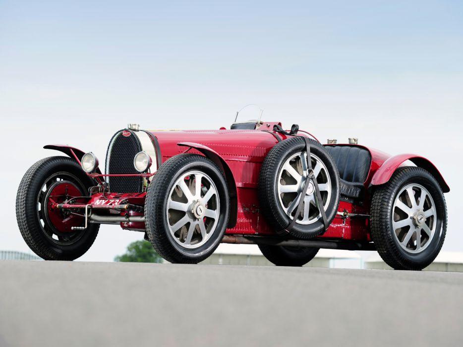 1933 Bugatti Type-51 Grand Prix retro race racing wheel wheels  e wallpaper