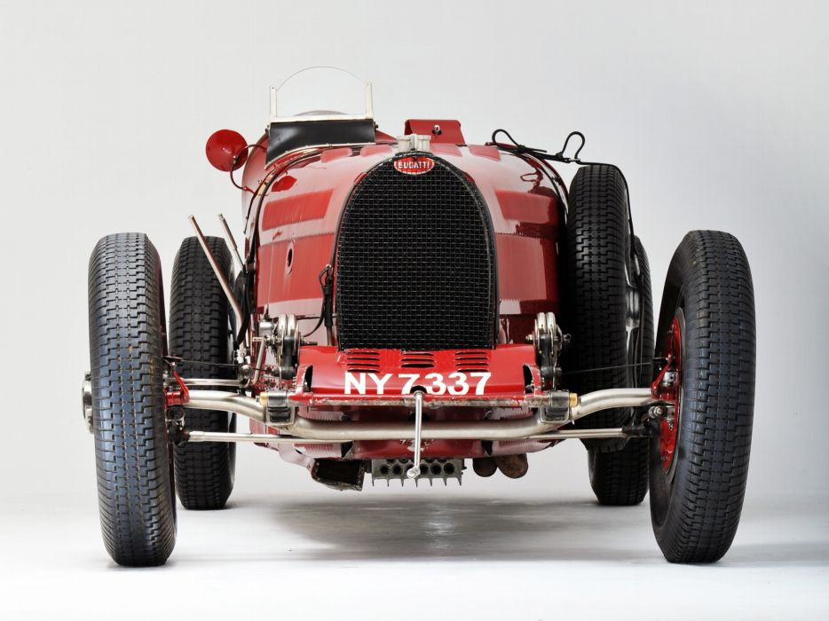 1933 Bugatti Type-51 Grand Prix retro race racing wheel wheels wallpaper