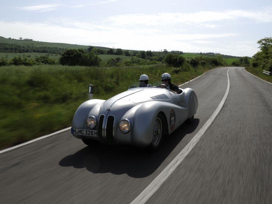 1937 BMW 328 Mille Miglia 85032 retro race racing    i wallpaper