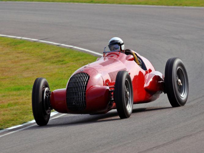 1938 Alfa Romeo Tipo 308 retro race racing wallpaper