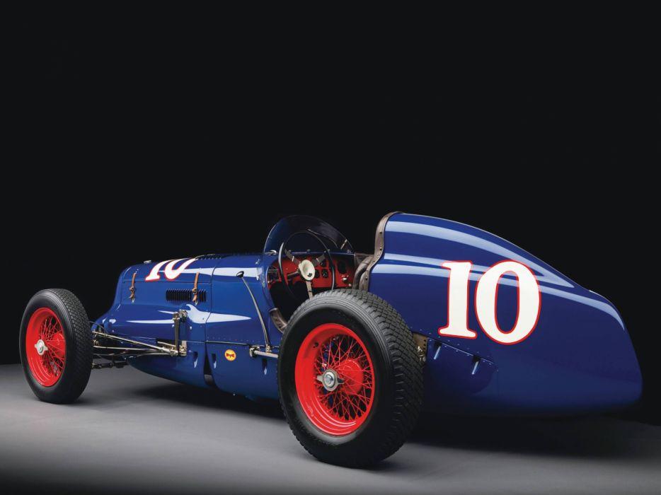 1938 Sparks-Thorne Little Six retro race racing   h wallpaper