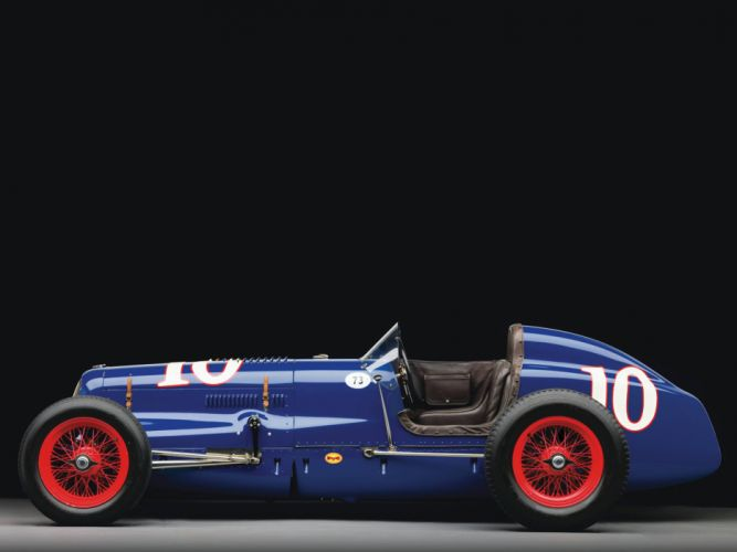 1938 Sparks-Thorne Little Six retro race racing q wallpaper