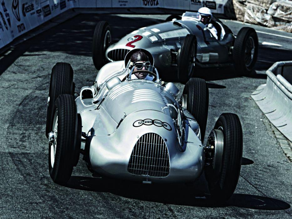 1939 Auto Union Typ-D '1938aei39 typ retro race racing      g wallpaper