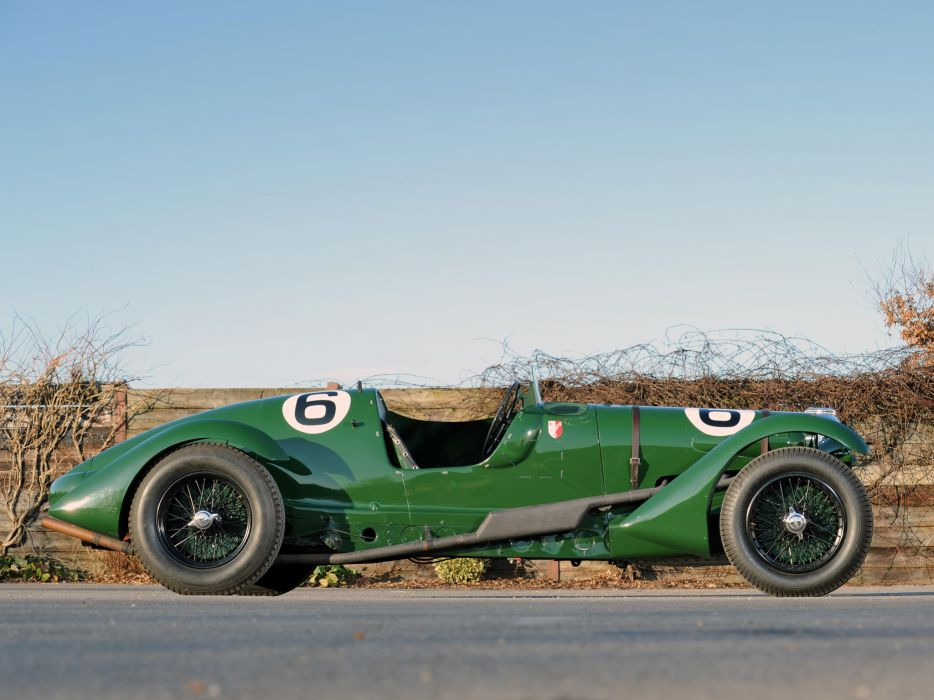 1939 Lagonda V12 Le-Mans retro race racing      g wallpaper