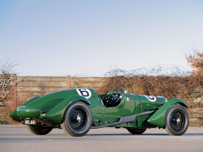 1939 Lagonda V12 Le-Mans retro race racing g wallpaper