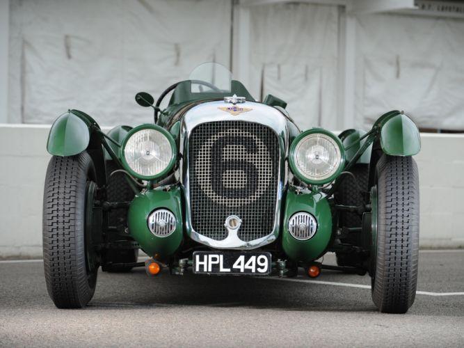 1939 Lagonda V12 Le-Mans retro race racing wheel wheels wallpaper
