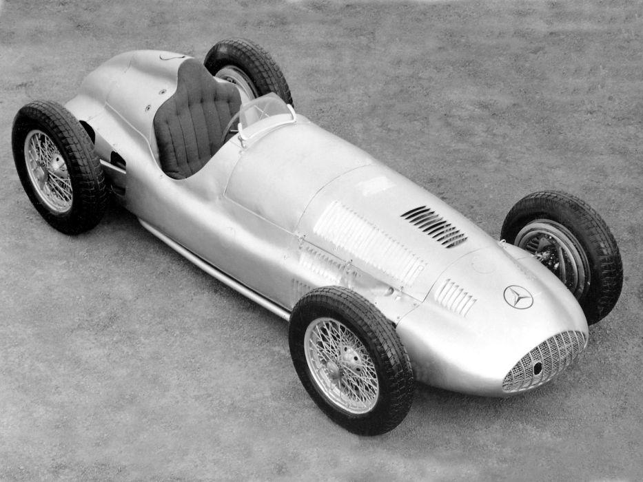 1939 Mercedes Benz Formula W165 retro race racing g wallpaper