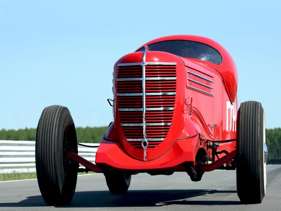 1940 GAZ GL-1 retro race racing wheel wheels  f wallpaper
