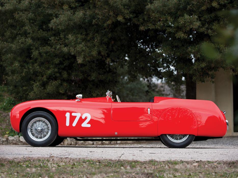 1948 Cisitalia 202 Nuvolari Mille Miglia Spyder retro race racing r wallpaper