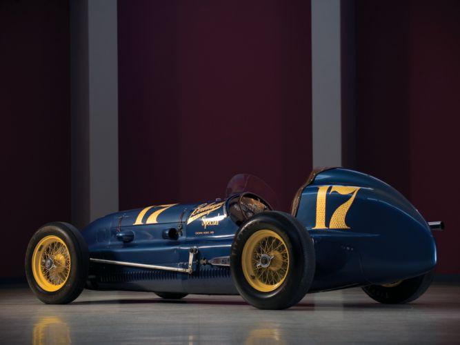 1949 Bellanger Special Indy Roadster retro race racing q wallpaper