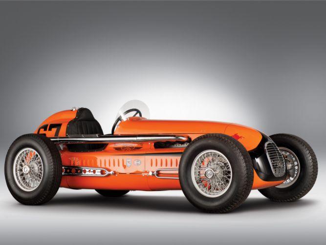 1949 Snowberger-Offy Indy 500 retro race racing q wallpaper