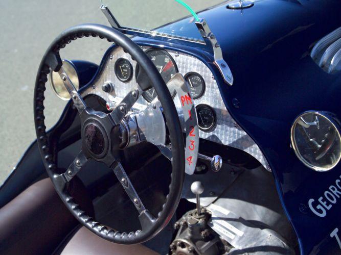 1949 Talbot-Lago T26C retro race racing interior wallpaper