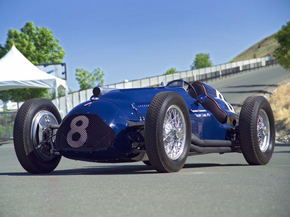 1949 Talbot-Lago T26C retro race racing wallpaper