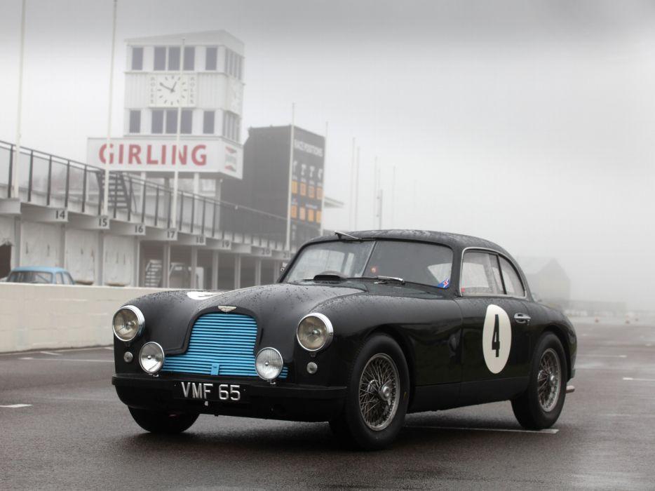 1950 Aston Martin DB2 retro race racing r wallpaper