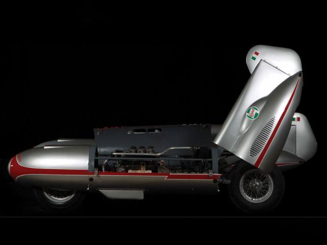 1951 Bisiluro Italcorsa Tarf retro race racing engine engines f wallpaper