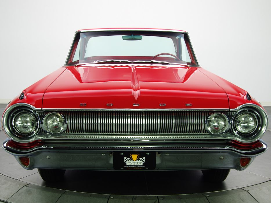 1964 Dodge 440 Street Wedge 622 muscle classic      g wallpaper