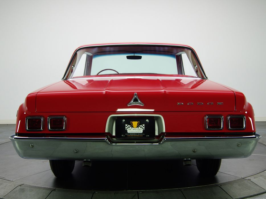 1964 Dodge 440 Street Wedge 622 muscle classic   e wallpaper