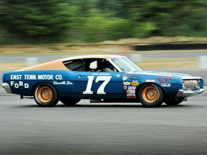 1968 Ford Torino NASCAR classic muscle race racing wallpaper