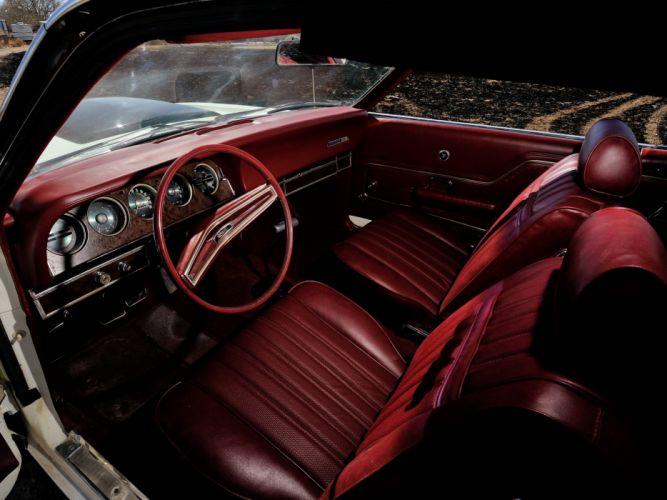 1969 Mercury Cyclone Spoiler I-I Cale Yarborough 63H muscle nascar classic wallpaper