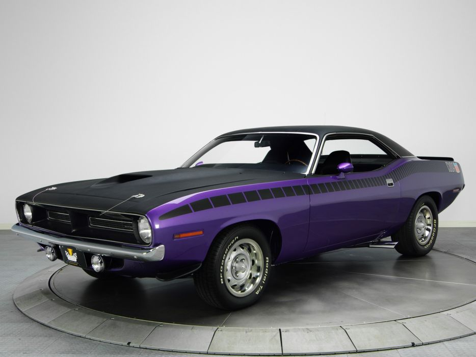 1970 Plymouth AAR Cuda BS23 muscle classic  g wallpaper