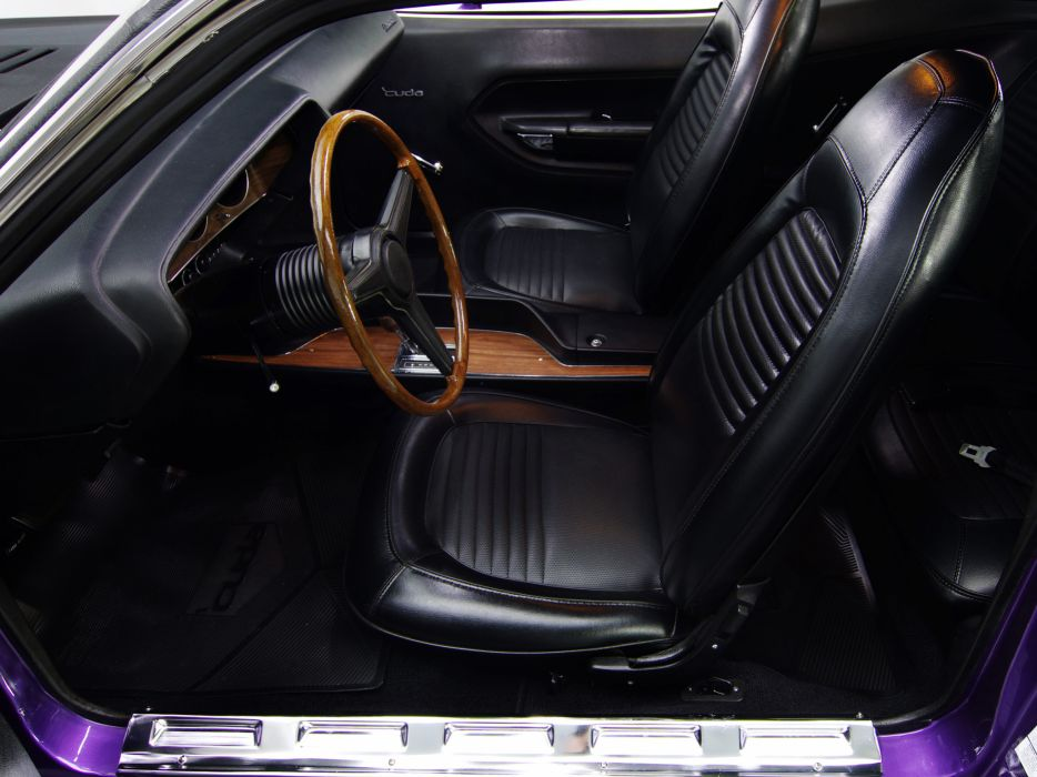 1970 Plymouth AAR Cuda BS23 muscle classic interior   g wallpaper