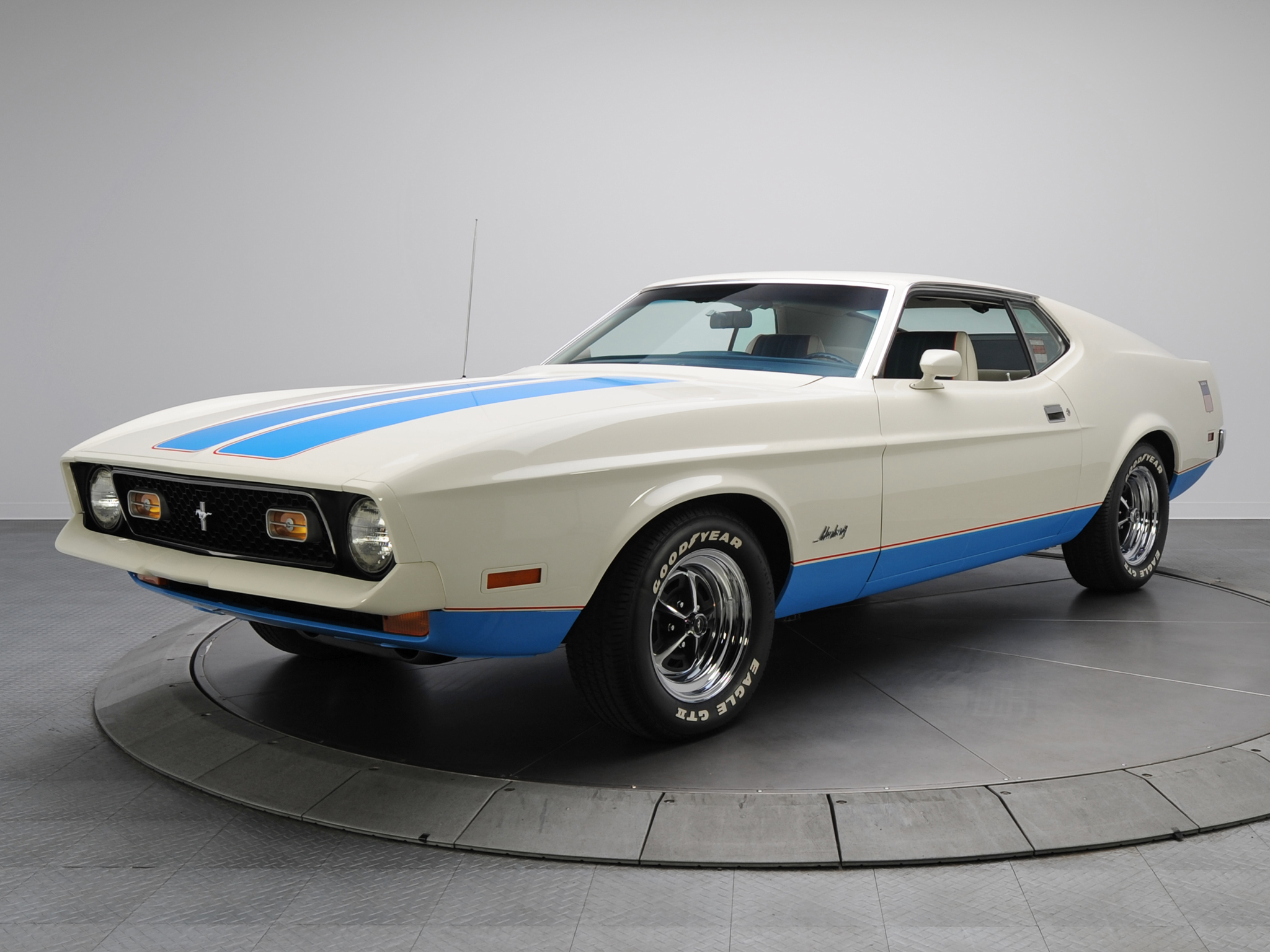 1972 ford mustang sprint sportsroof muscle classic g wallpaper 2048x1536 94006 wallpaperup