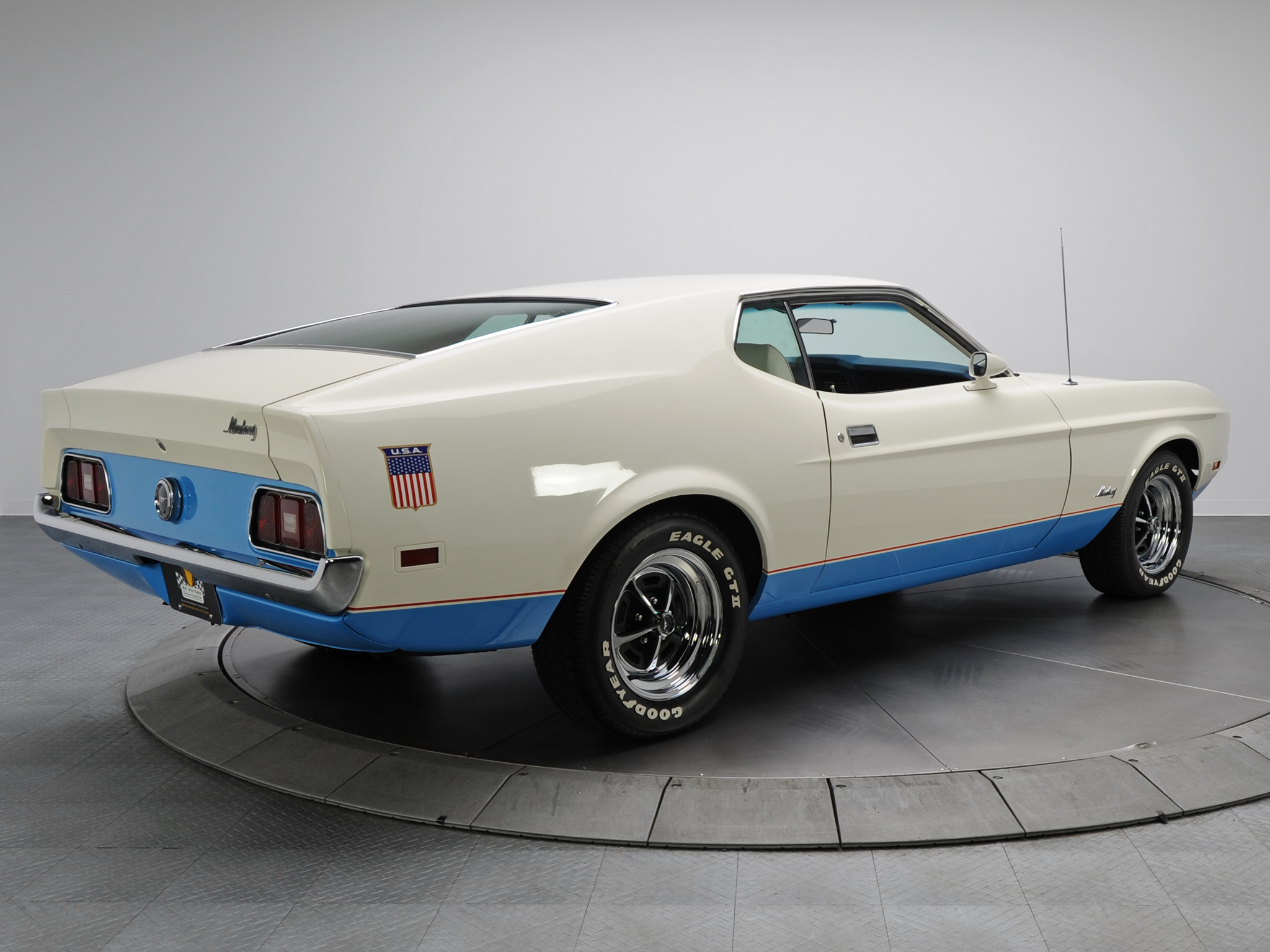 1972 ford mustang sprint sportsroof muscle classic g wallpaper 2048x1536 94007 wallpaperup