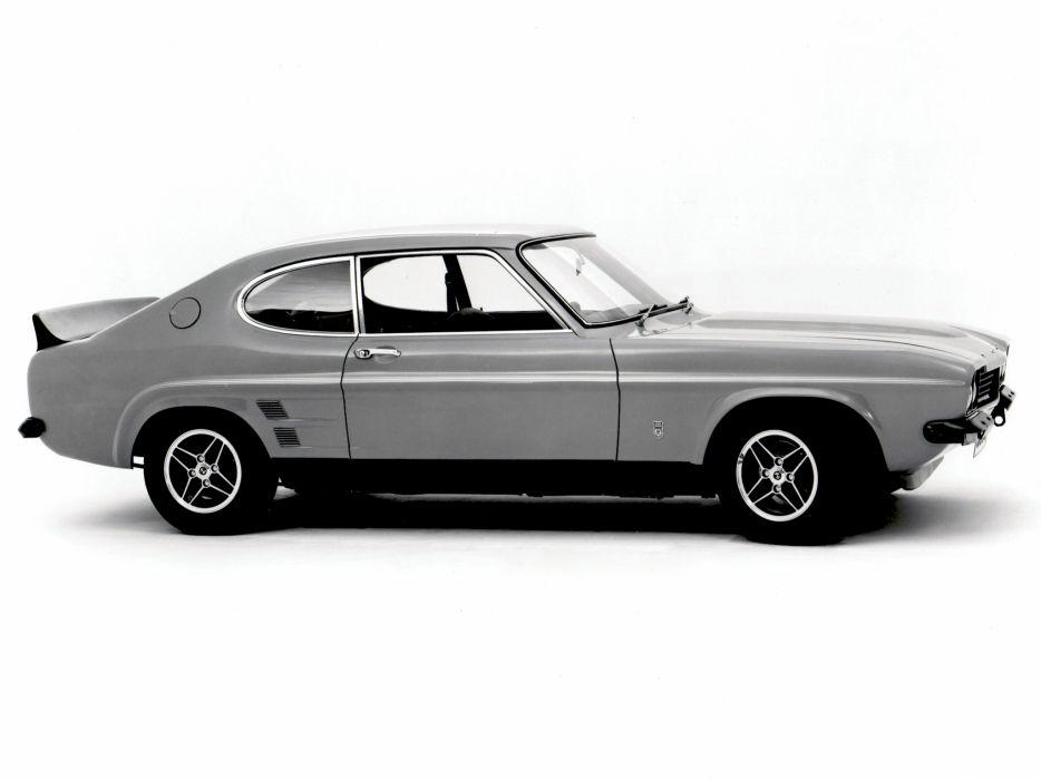 1973 Ford Capri R-S 3100 classic   h wallpaper