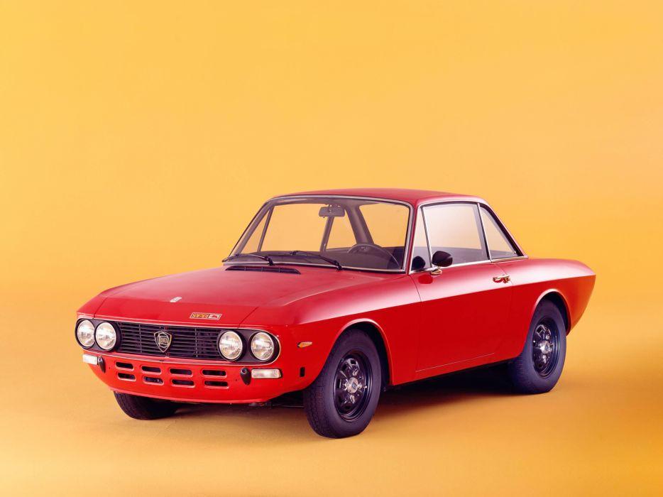 1973 Lancia Fulvia Coupe Safari classic wallpaper