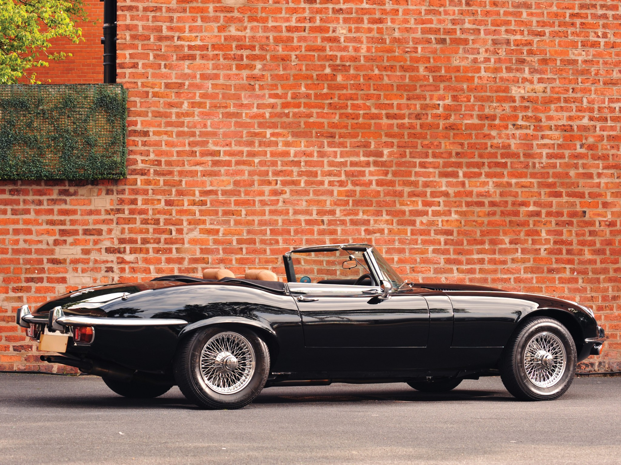1961 1975 jaguar type e dark cars wallpapers. Black Bedroom Furniture Sets. Home Design Ideas