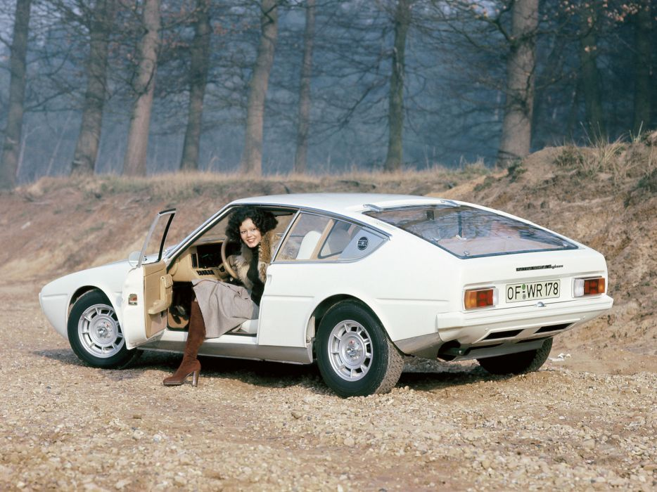 1974 Matra-Simca Bagheera Courreges classic supercar supercars     h wallpaper