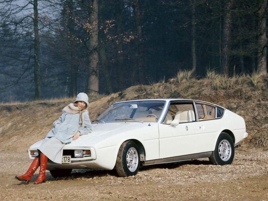 1974 Matra-Simca Bagheera Courreges classic supercar supercars wallpaper