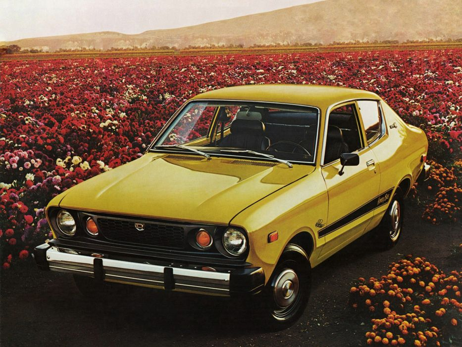 1976 Datsun B-210 Honey Bee classic nissan wallpaper