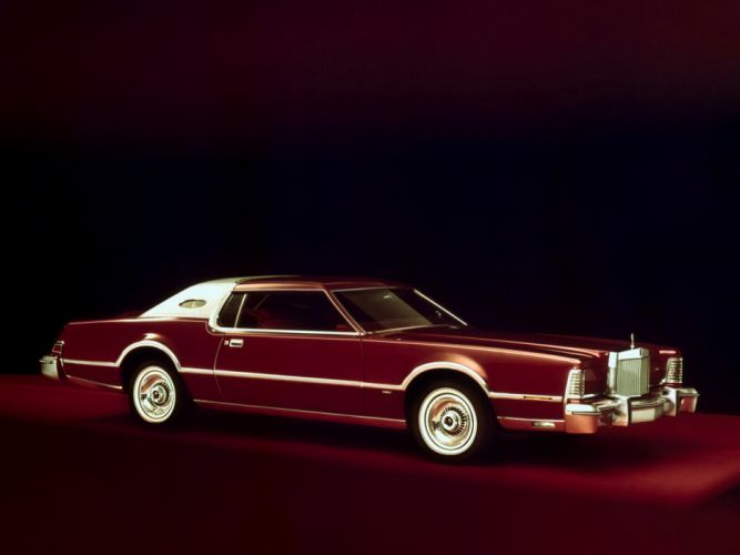 1976 Lincoln Continental Mark I-V luxury classic k wallpaper