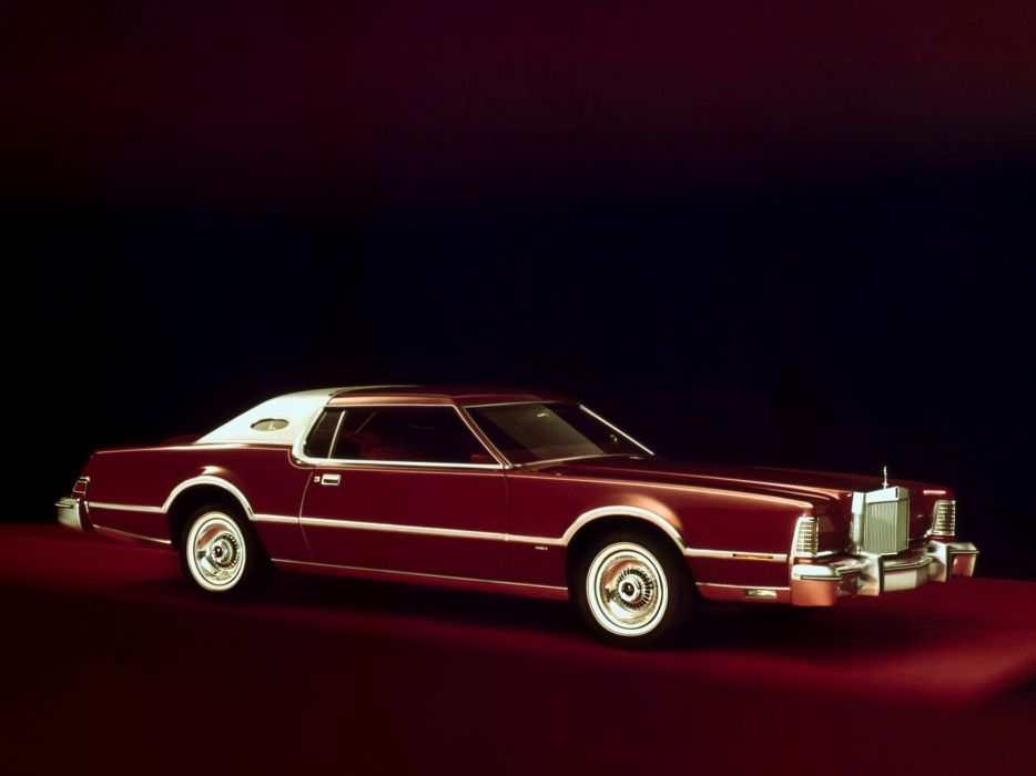 1976 Lincoln Continental Mark I-V luxury classic     k wallpaper