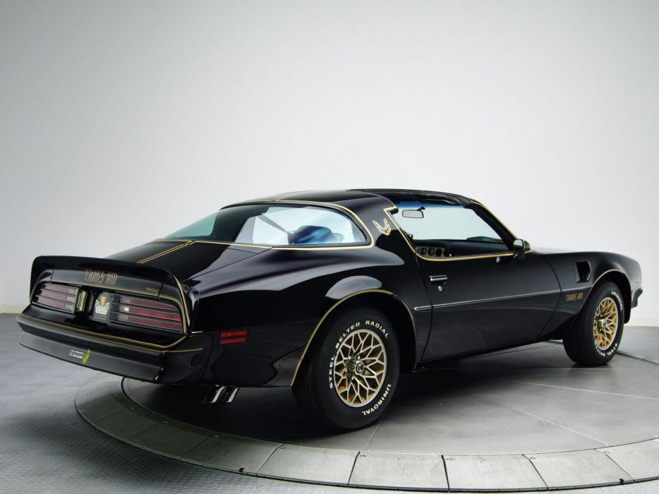 1978 Pontiac Firebird Trans-Am T -A 6-6 W72 trans a-m classic muscle      g wallpaper