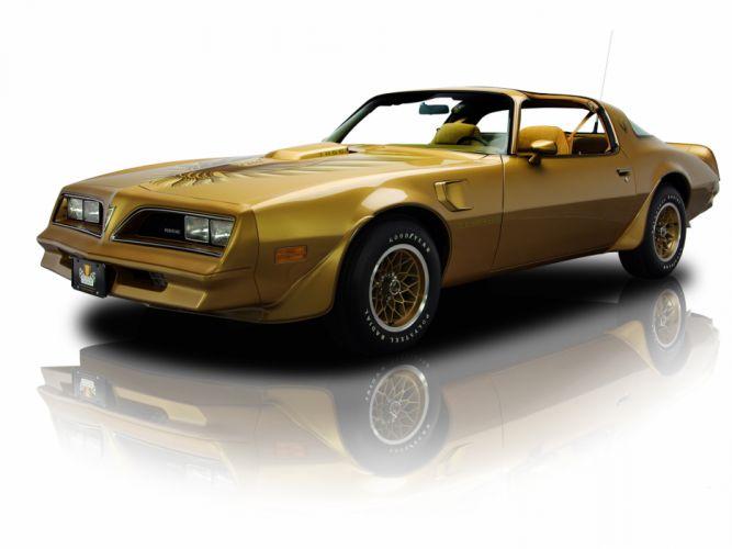 1978 Pontiac Firebird Trans-Am trans a-m muscle classic h wallpaper