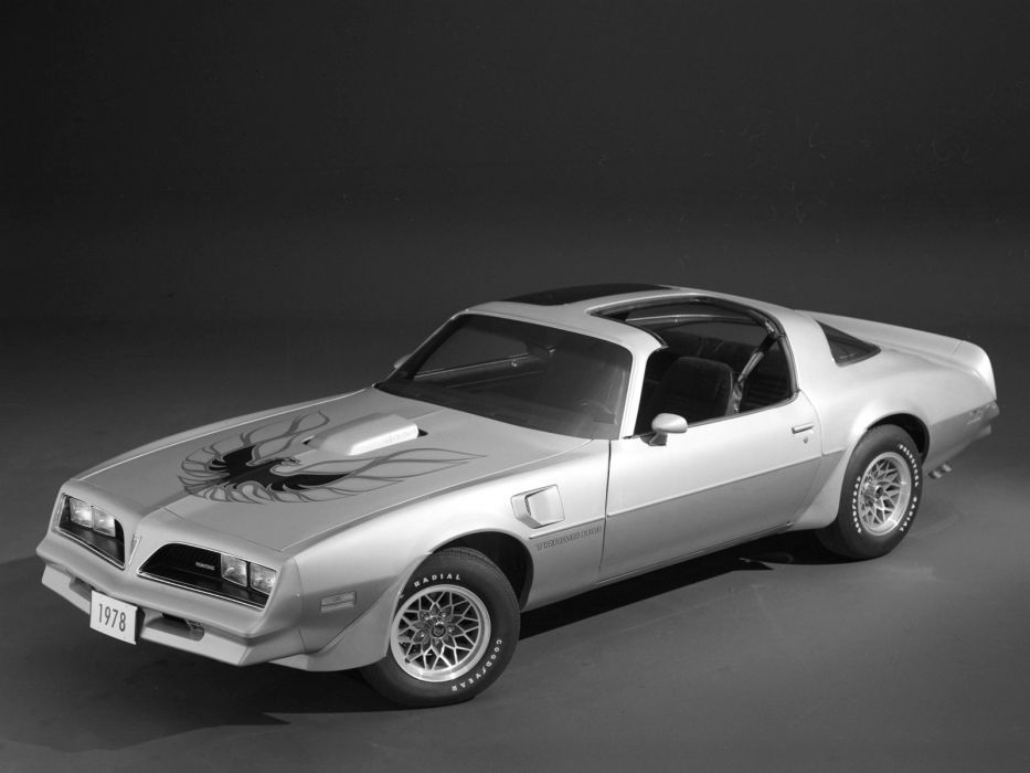 1978 Pontiac Firebird Trans-Am trans a-m muscle classic  h wallpaper