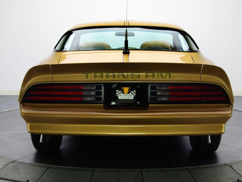 1978 Pontiac Firebird Trans-Am trans a-m muscle classic  j wallpaper