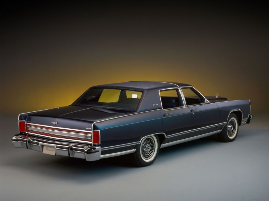 1979 Lincoln Continental luxury classic   h wallpaper