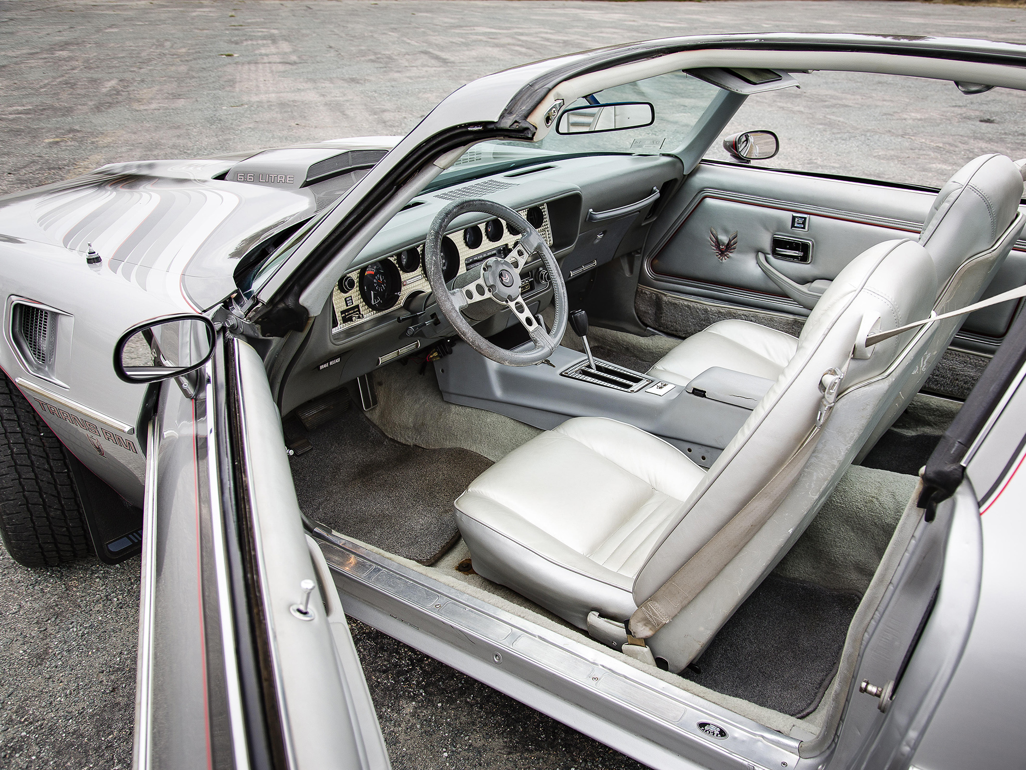 1979 Pontiac Firebird Trans Am 6-6 L80 muscle classic trans a-m