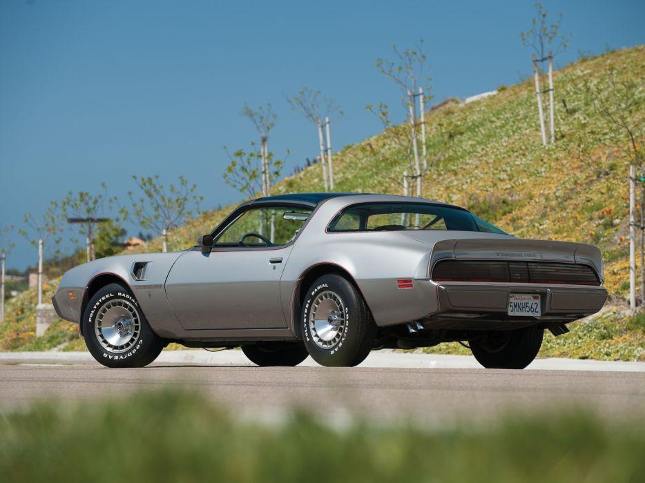 1979 Pontiac Firebird Trans Am T-A 6-6 L78 muscle classic q wallpaper