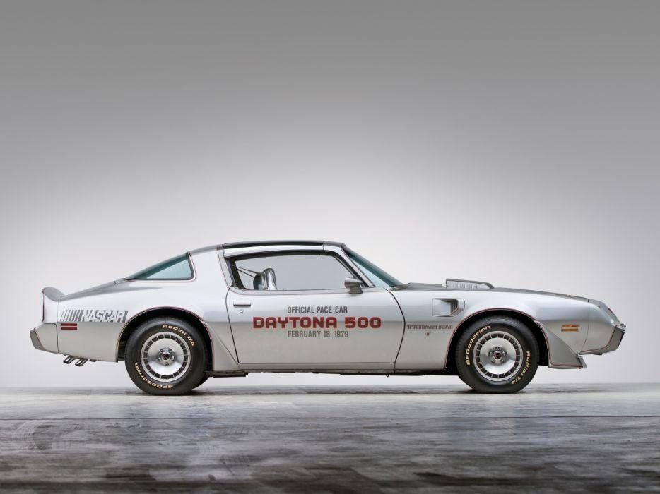1979 Pontiac Firebird Trans Am T-A 6-6 L78 muscle classic daytona pace muscle classic   t wallpaper