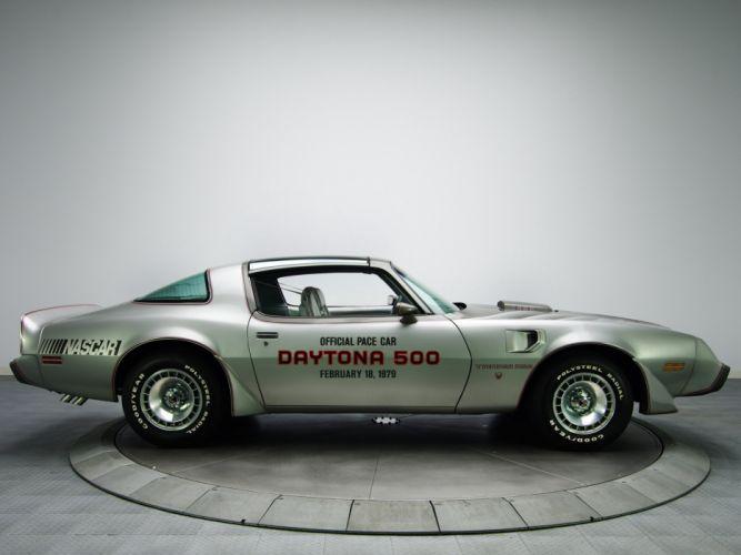 1979 Pontiac Firebird Trans Am T-A 6-6 L78 muscle classic daytona pace muscle classic q wallpaper